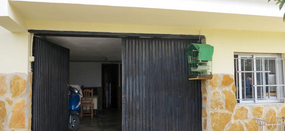 Garage - 35m²