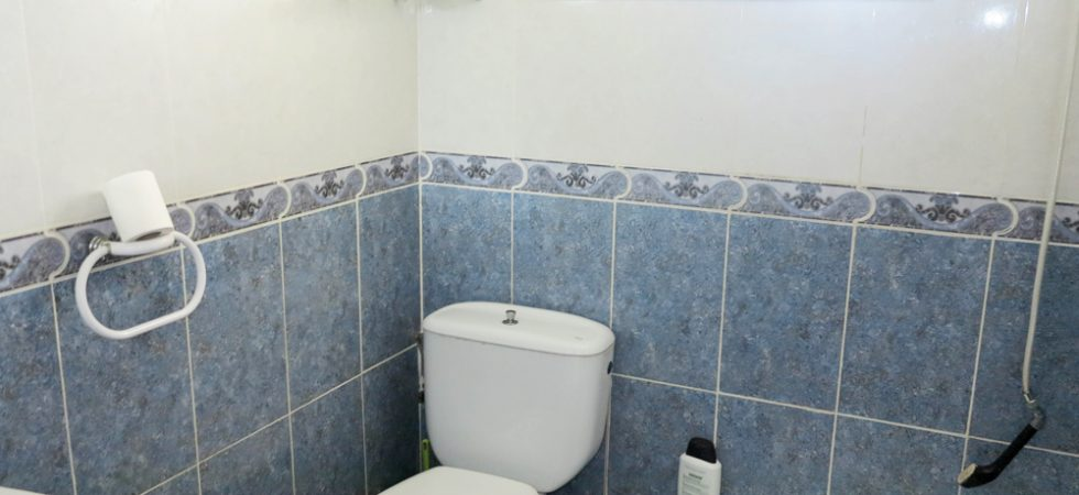Garage Bathroom - 1m²