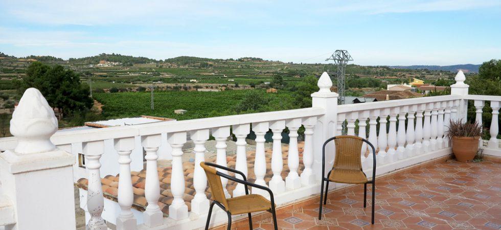 Roof terrace - 35m²