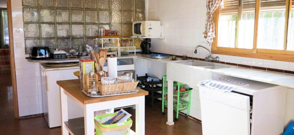 Kitchen - 15m²