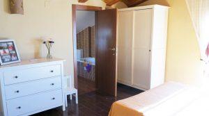 First floor Bedroom 4 - 14m² With terrace
