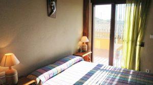 First floor Bedroom 5 - 13m² With terrace
