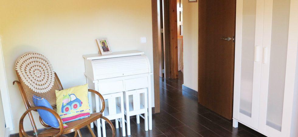 First floor Bedroom 7 - 9m² With terrace