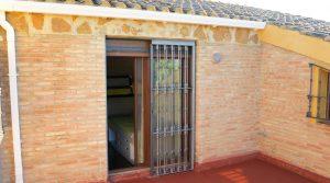 Bedroom 6 terrace
