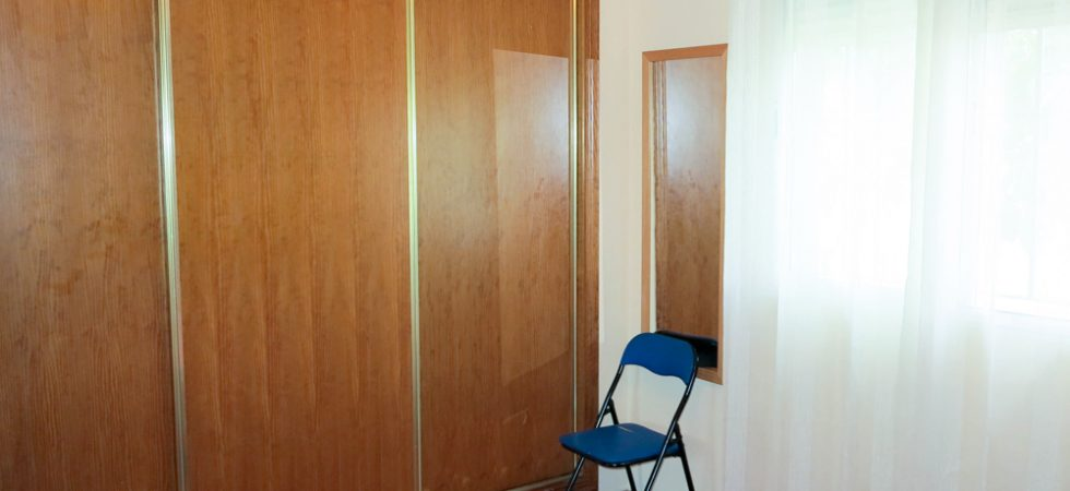 Bedroom 1 With fitted wardrobes