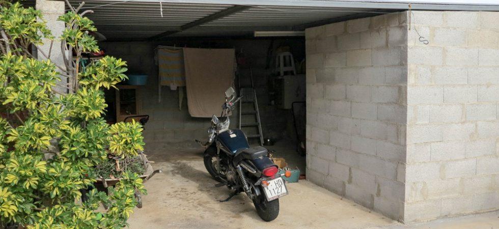 Carport Garage - 26m²
