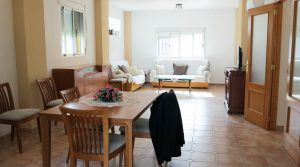 Lounge/dining room - 40m²