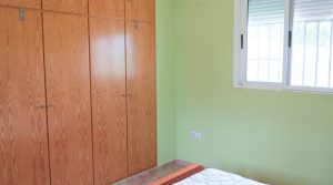 Bedroom 1With fitted wardrobes