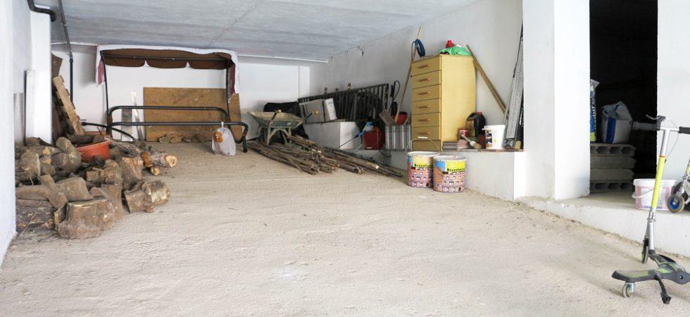 Storeroom 1 - 40m²