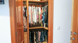 Bedroom 1 Dressing room - 4m²