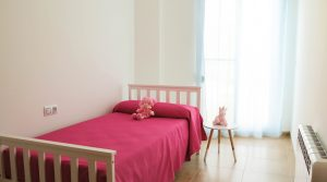 First floor Bedroom 3 - 9m²With balcony terrace