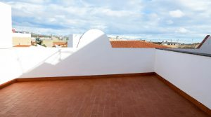 Second floor Terrace - 24m²