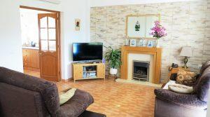 Lounge/dining room - 25m²