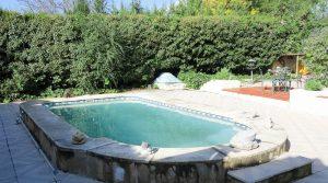 6m x 3m swimming pool