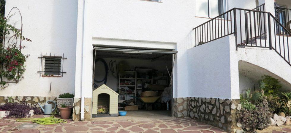 Underbuild / Garage - 40m²