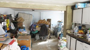 Underbuild / Garage