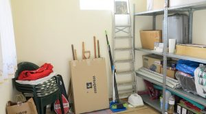 Store room - 9m²
