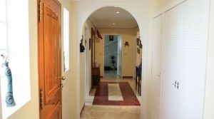 Entrance hallway - 4m²