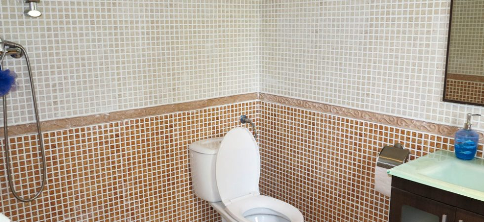 Bedroom 5 En-suite - 4m²