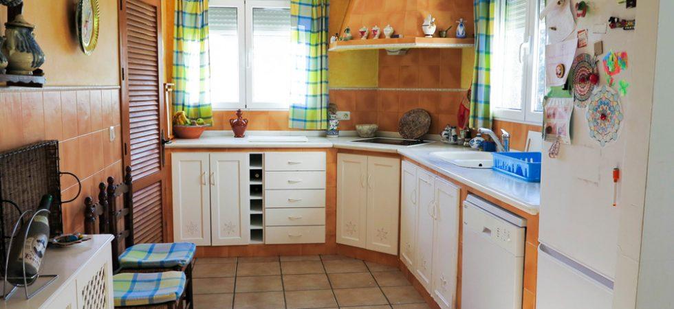 First floor Kitchen - 15m²