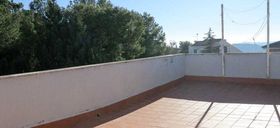 Attic Roof terrace - 28m²