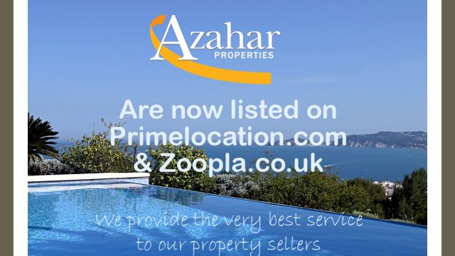 Estate Agents Valencia - Azahar Properties now on Zoopla