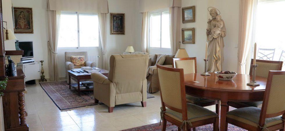 Lounge/dining room - 31m²