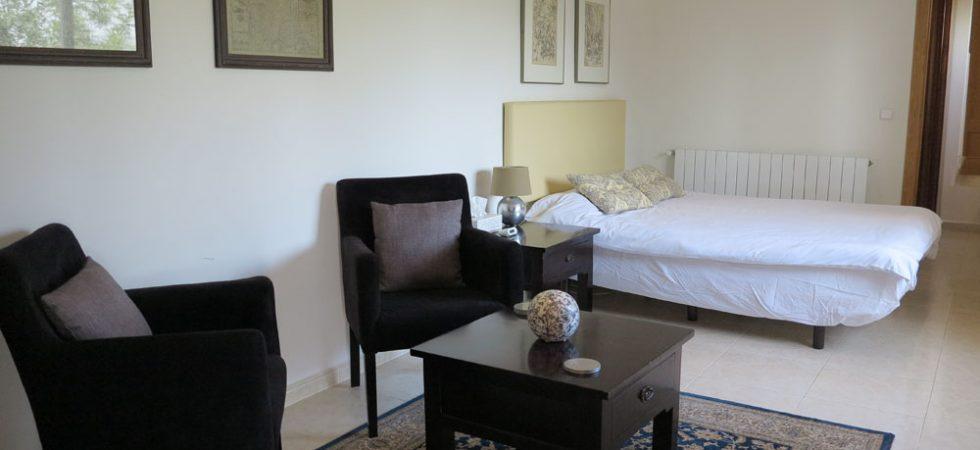 Apartment Bedroom - 19m²