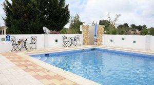 12m x 5m swimming pool