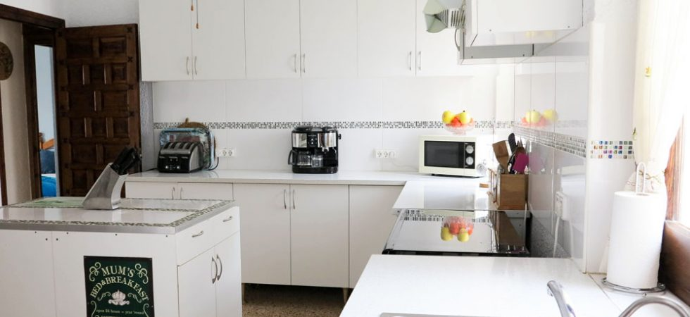 Kitchen - 18m²