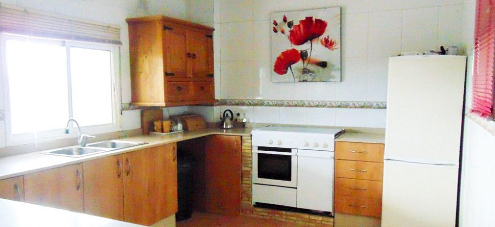 Kitchen - 12m²