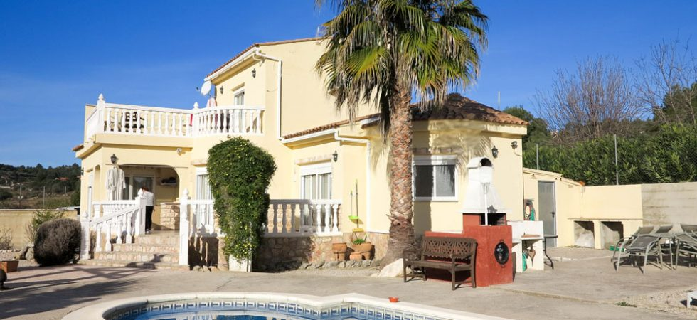 Modern villa for sale in Montroy Valencia – 019797