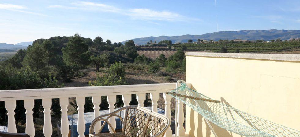 Bedroom 1 Balcony terrace - 15m²