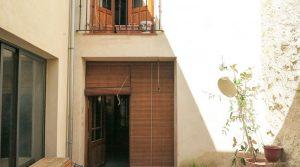 Rear courtyard - 24m²