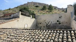 With views of Xativa castle