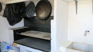 Outside kitchen - 5m²