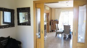 Entrance hallway - 7m²