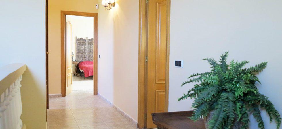 First floor Hallway - 22m²