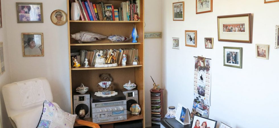 Bedroom 4 / Study - 6m²