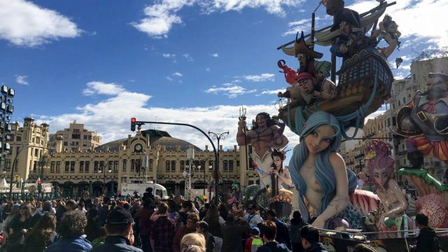 Valencia Opens Its Doors For Las Fallas 2019