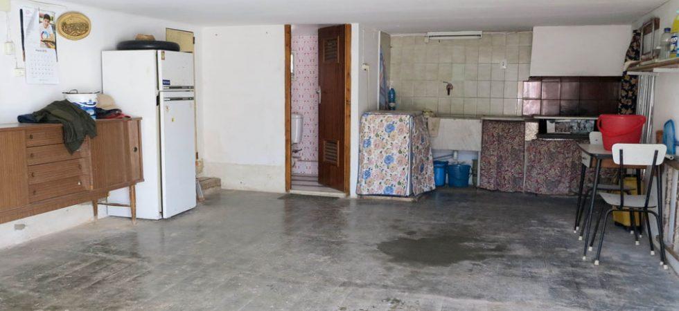 Garage - 32m²