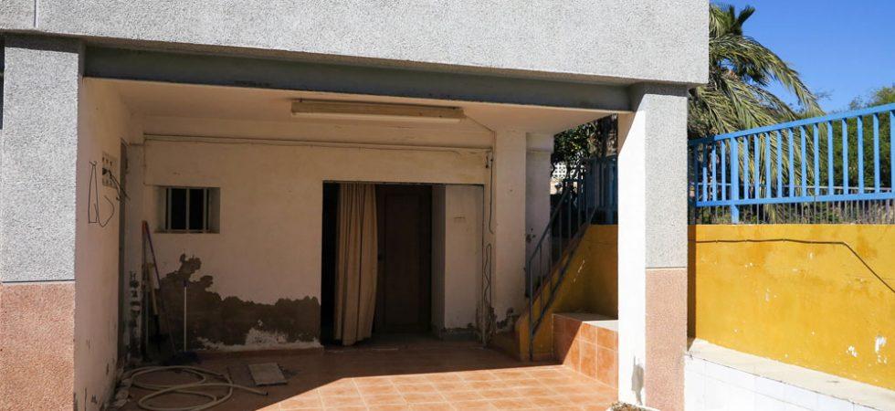 Underbuild Covered terrace - 12m²