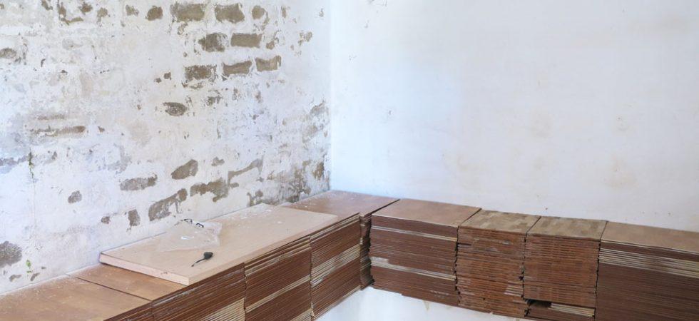 Underbuild Room 1 - 8m²