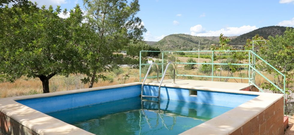 4m x 3m pool