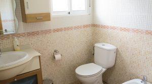 Bathroom - 5m²