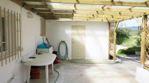 Utility & Paella house -  5m²