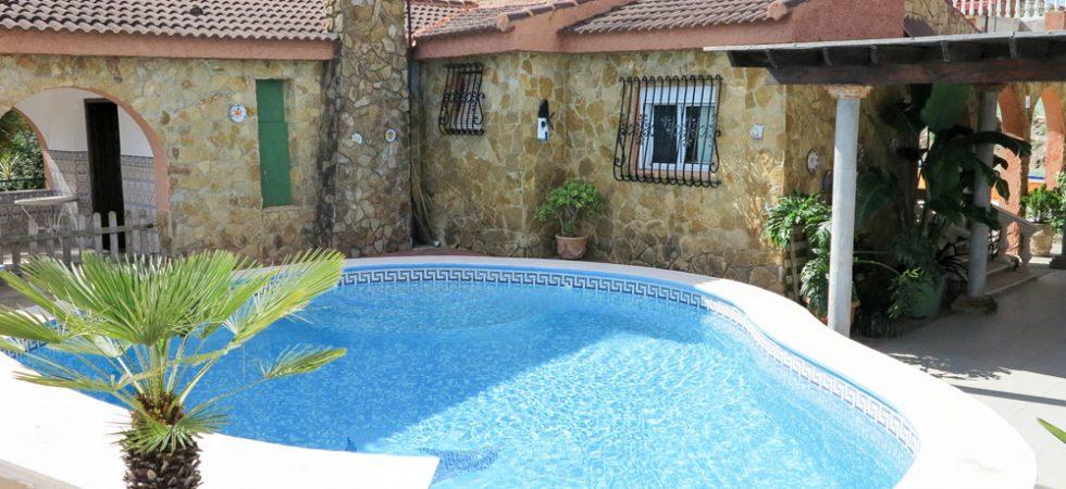 9m x 8m swimming pool