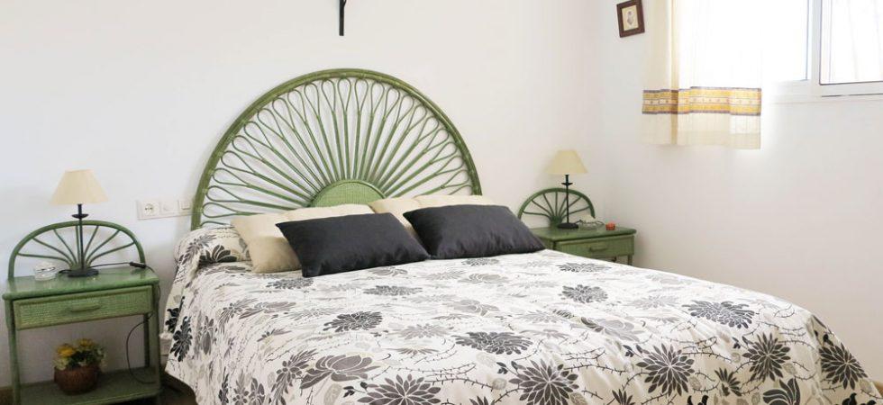 Main house Bedroom 1 - 9m²