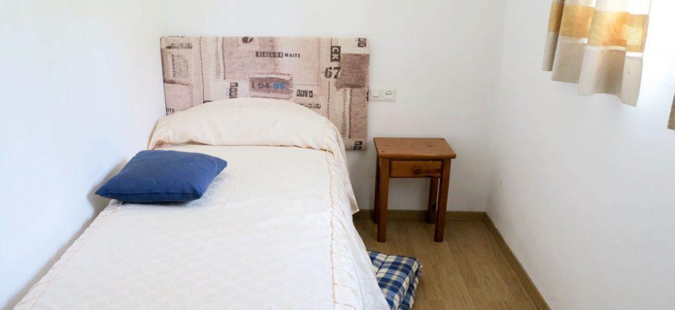 Main house Bedroom 4 - 6m²