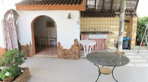 Outside kitchen - 6m²With barbecue